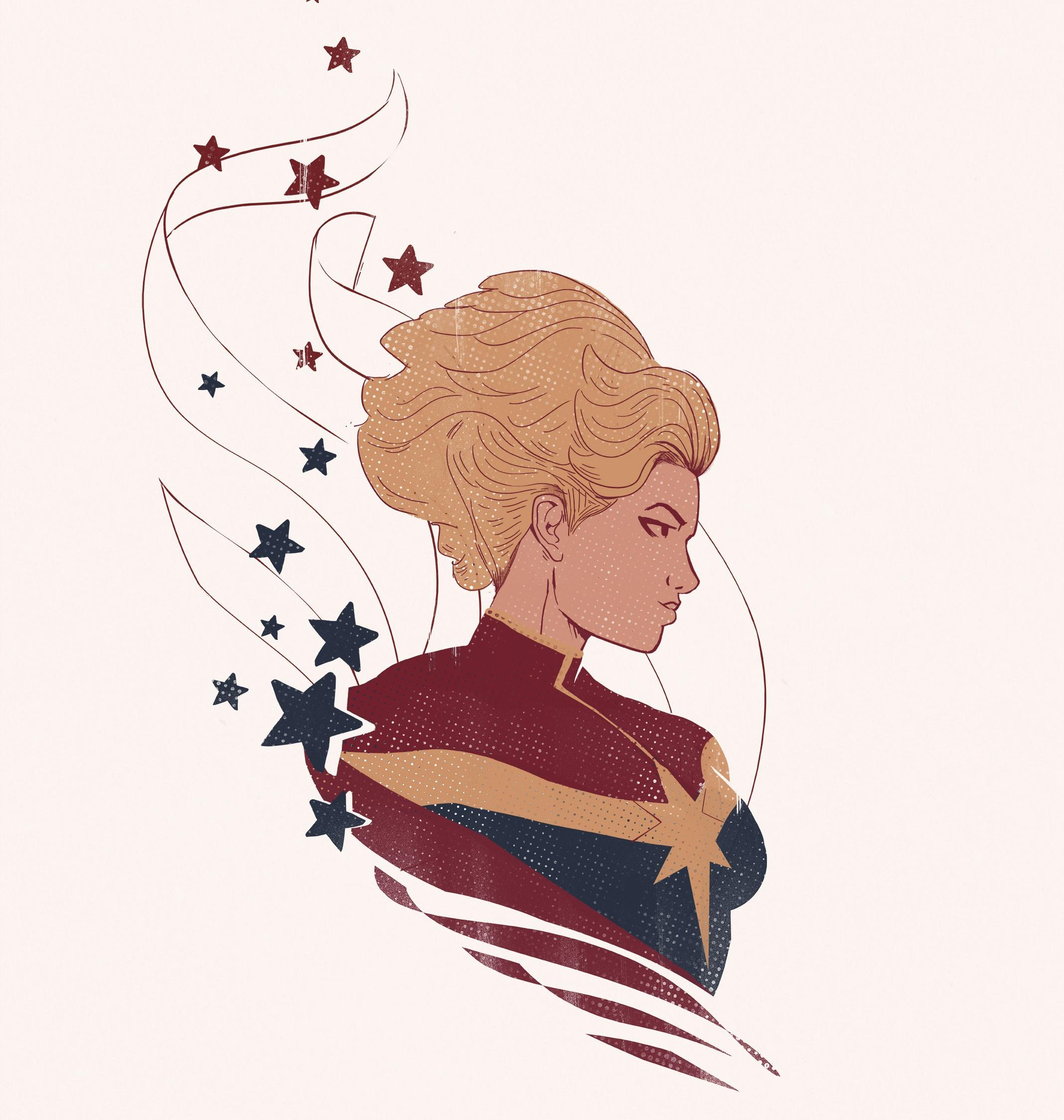 Cap Marvel 8